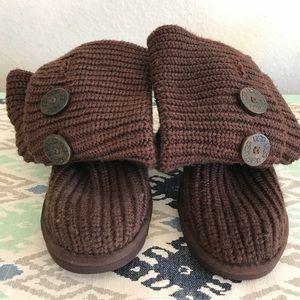 Ugg Cardi Boots